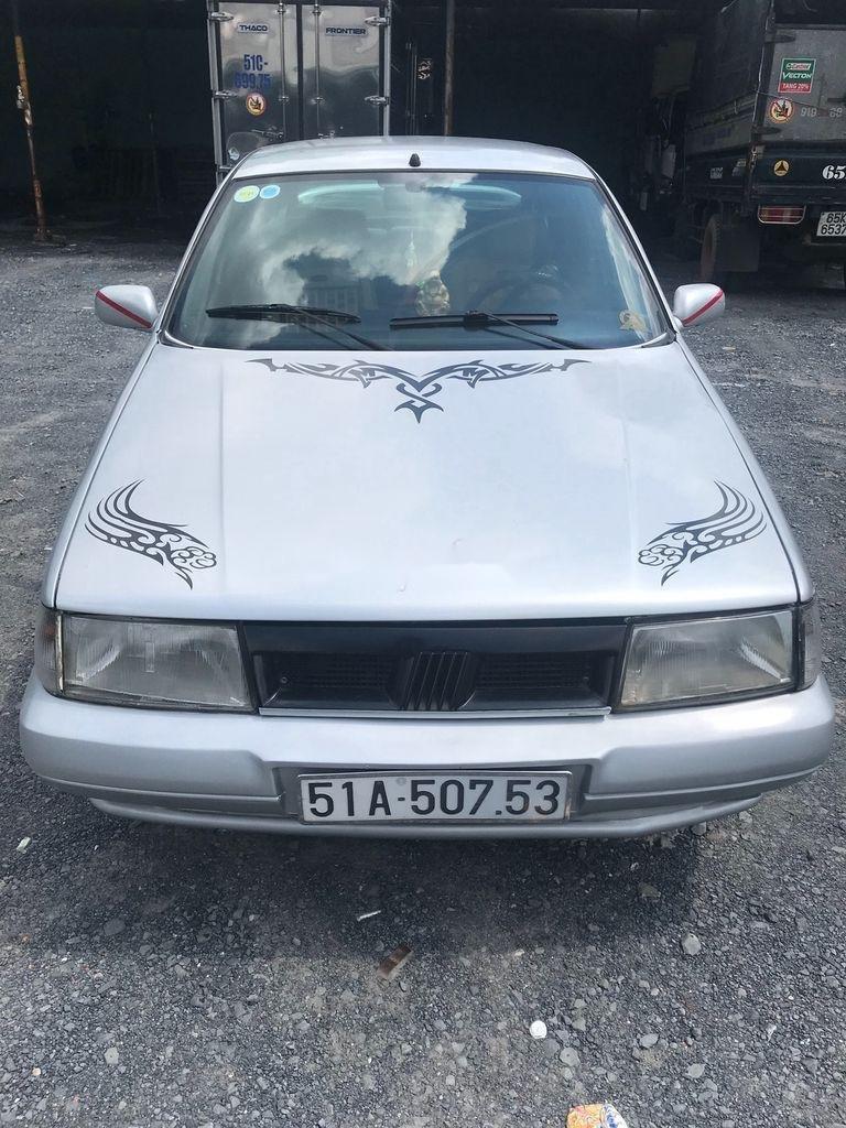 Bán ô tô Fiat Tempra đời 1997, màu bạc, xe nhập, giá chỉ 46 triệu (7)