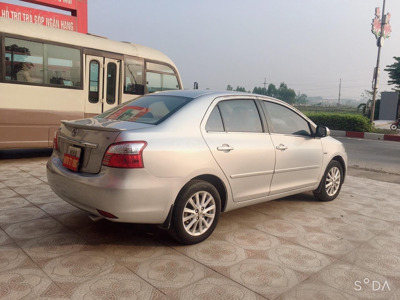 Cần bán Toyota Vios năm sản xuất 2010 giá cạnh tranh (5)