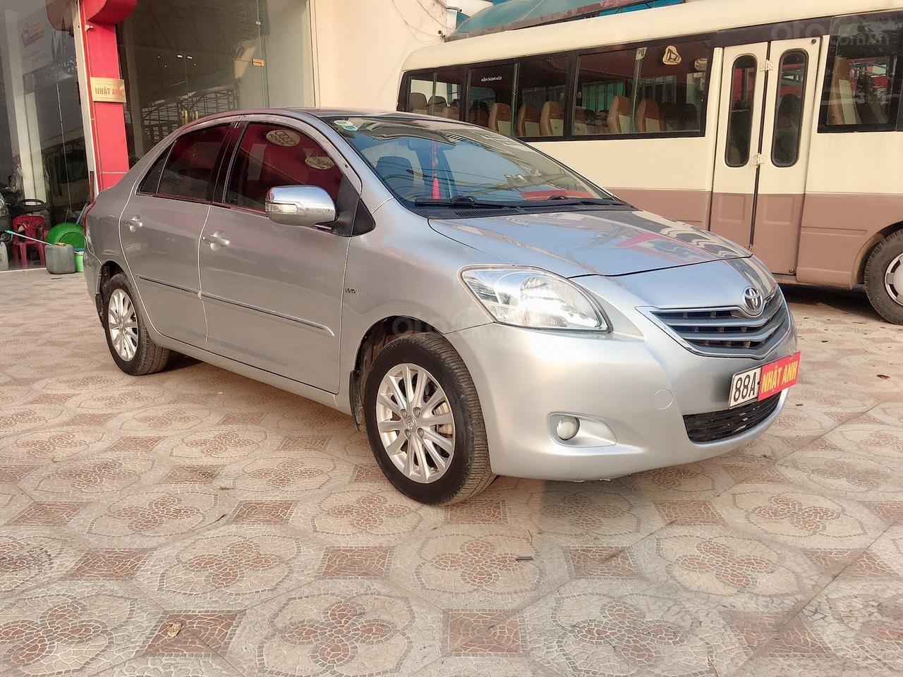 Cần bán Toyota Vios năm sản xuất 2010 giá cạnh tranh (2)