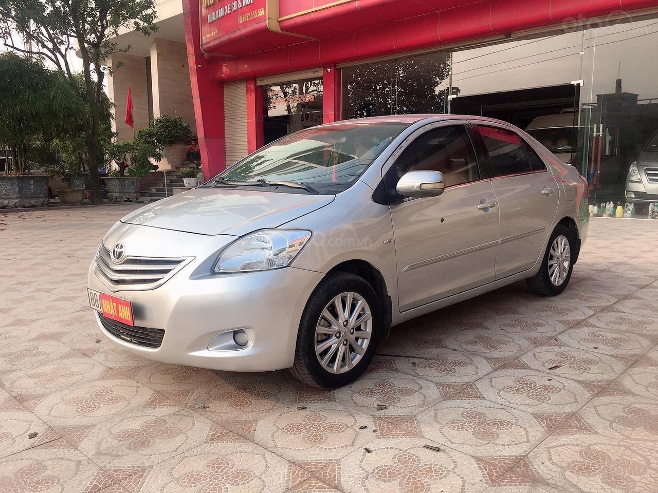 Cần bán Toyota Vios năm sản xuất 2010 giá cạnh tranh (3)