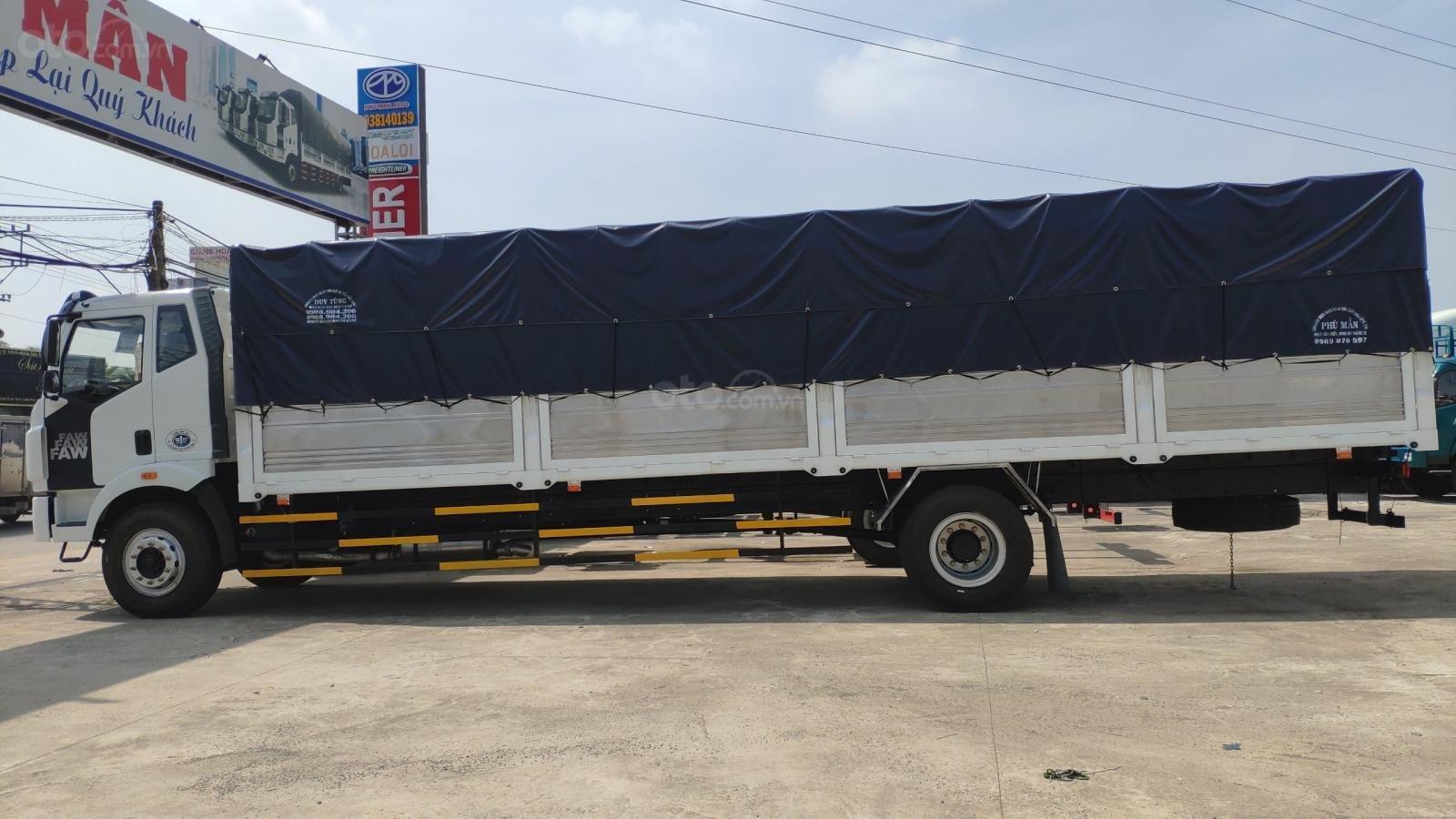 Bán xe tải Faw 8 tấn, thùng dài 9m7, giá rẻ Bình Dương, trả trước từ 300 tirệu nhận xe, lãi suất tốt (3)