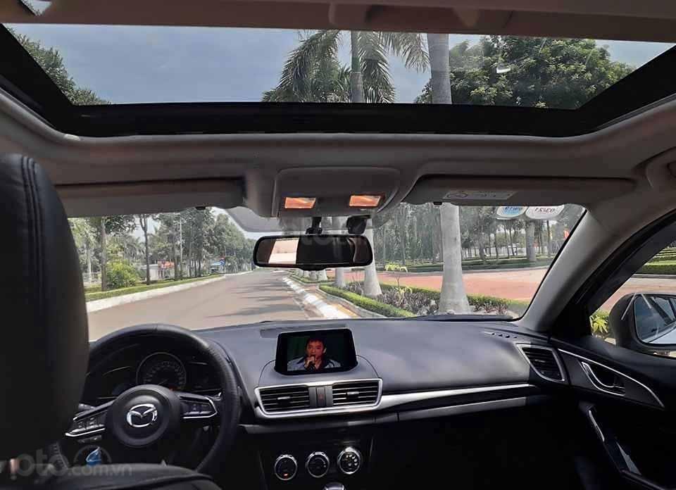 Bán xe Mazda 3 1.5 AT đời 2018, màu trắng còn mới  (5)