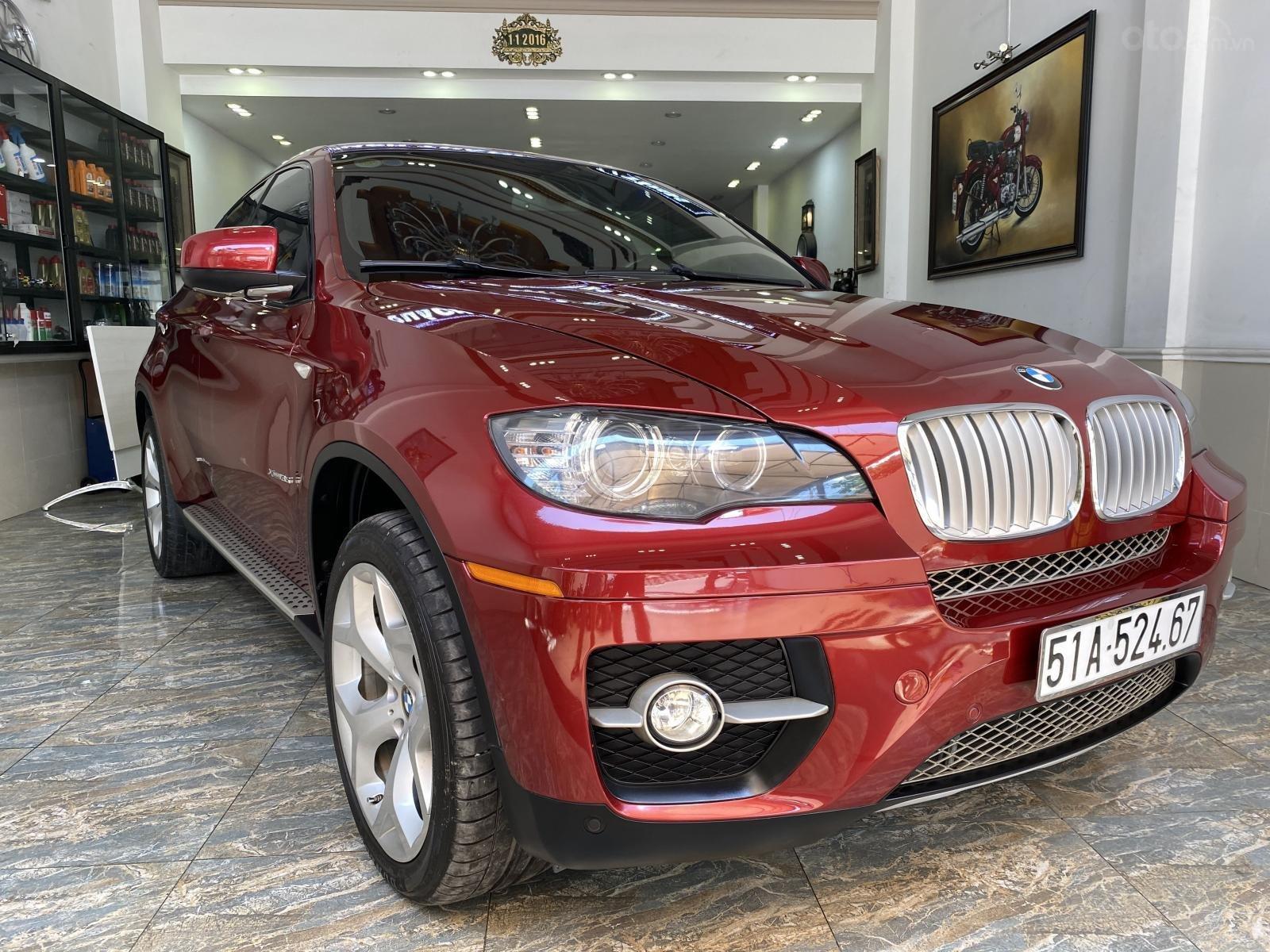 BMW X6 3.2 xe chuẩn zin, đẹp (1)
