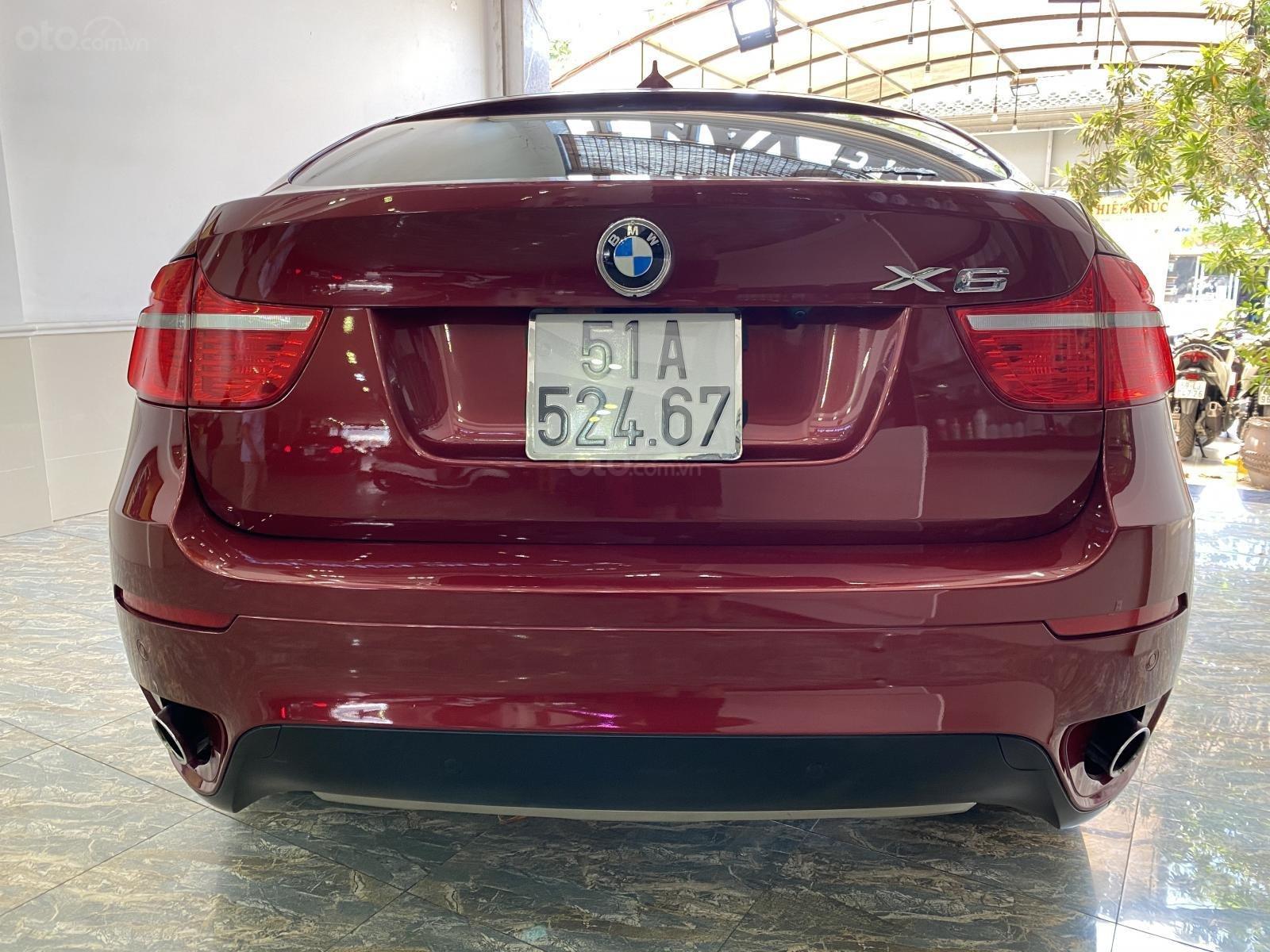 BMW X6 3.2 xe chuẩn zin, đẹp (6)