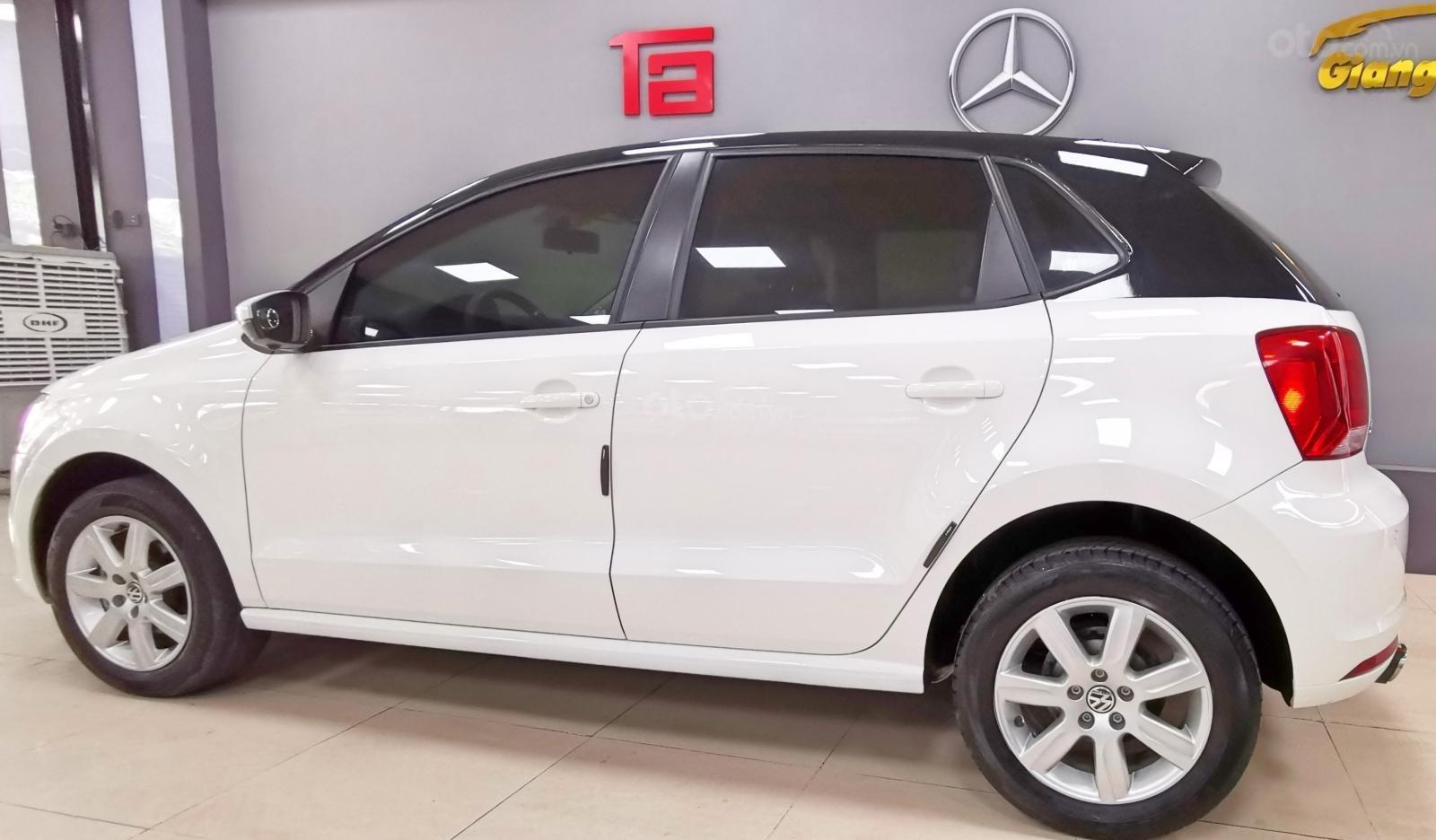 Cần bán lại xe Volkswagen Polo sx 2016 nhập khẩu (4)