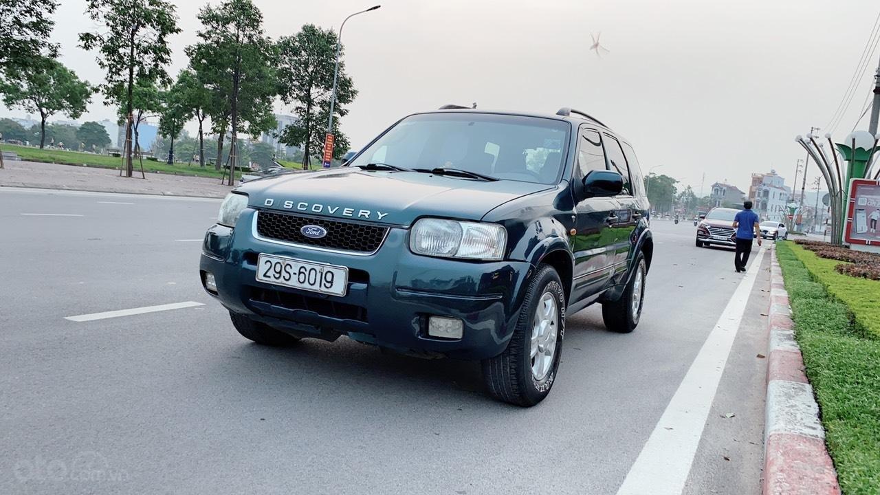 Bán Ford Escape đăng ký năm 2003, giá tốt (8)