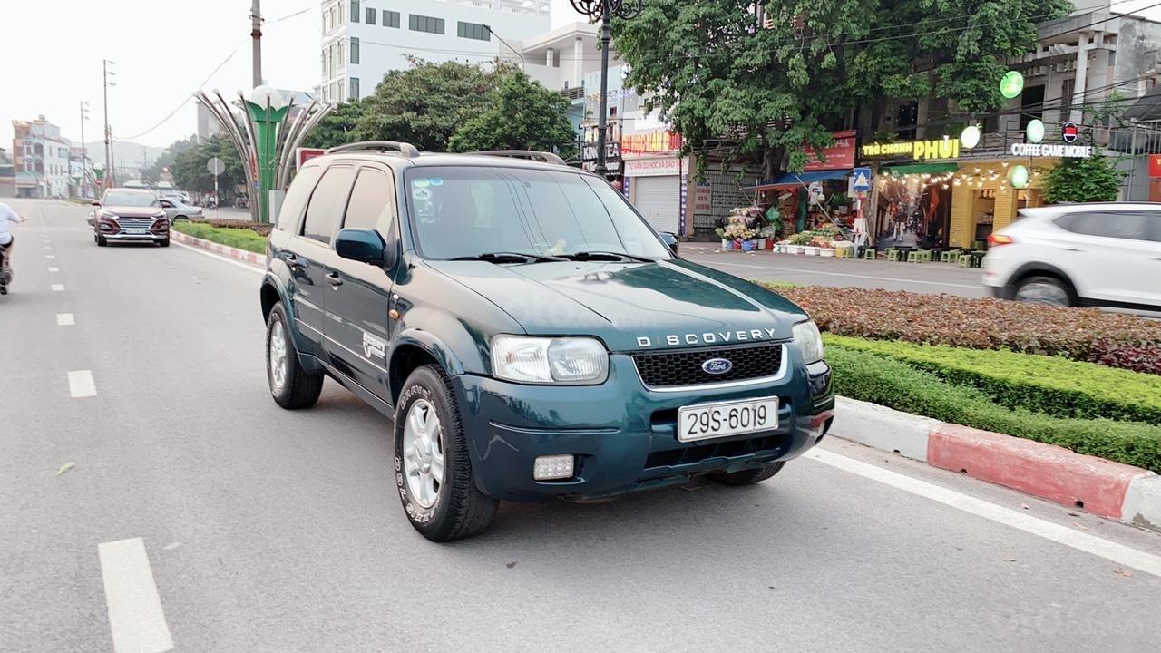 Bán Ford Escape đăng ký năm 2003, giá tốt (9)
