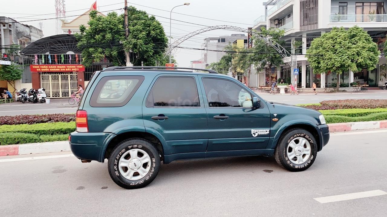 Bán Ford Escape đăng ký năm 2003, giá tốt (14)