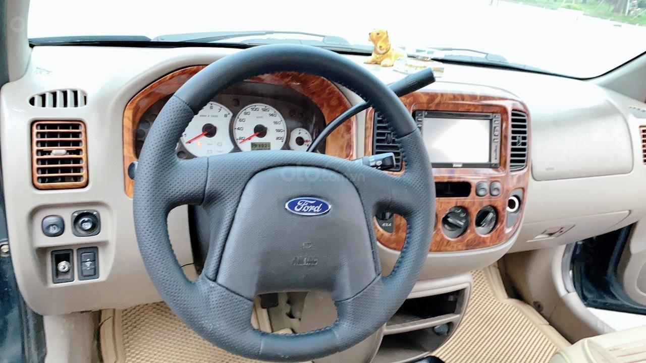 Bán Ford Escape đăng ký năm 2003, giá tốt (12)