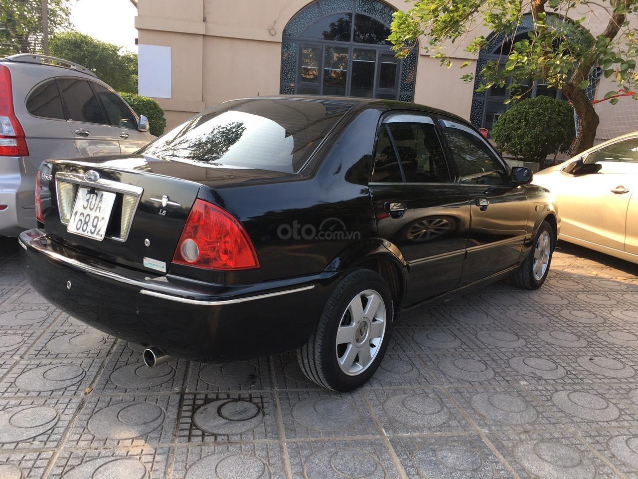 Bán Ford Laser Ghia 1.8 sản xuất 2003 (4)