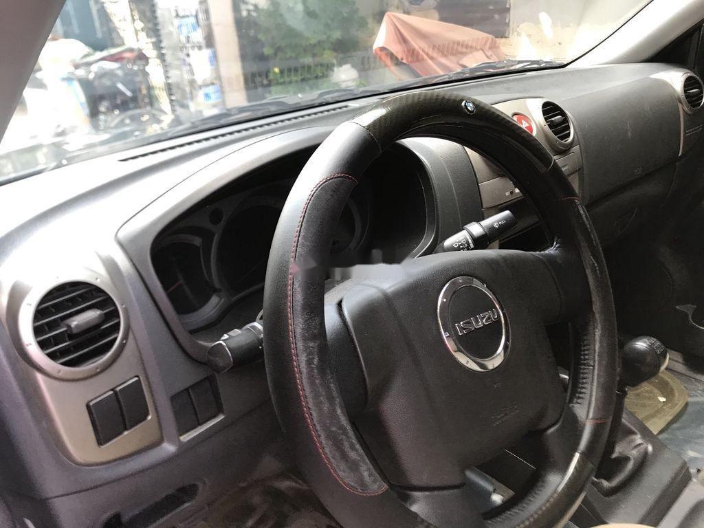 Bán xe Isuzu Dmax 3.0 năm 2011, màu đen còn mới (4)