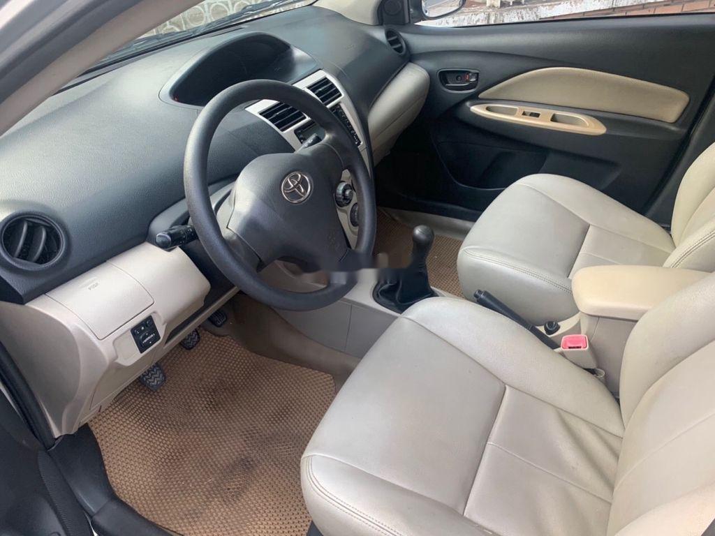 Cần bán xe Toyota Vios E sản xuất năm 2009, màu xám còn mới giá cạnh tranh (4)