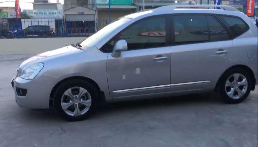 Bán xe Kia Carens năm sản xuất 2015, màu bạc  (2)