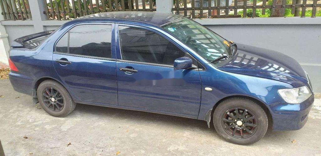 Bán Mitsubishi Lancer sản xuất 2004, xe nhập còn mới (5)