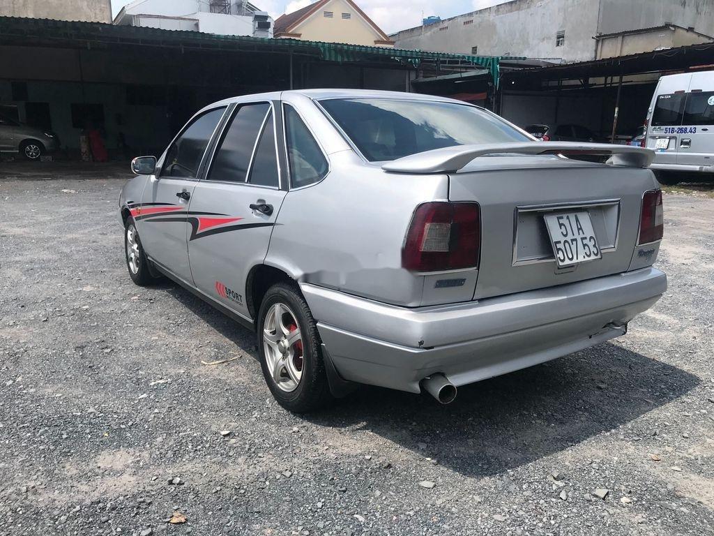 Bán ô tô Fiat Tempra đời 1997, màu bạc, xe nhập, giá chỉ 46 triệu (4)
