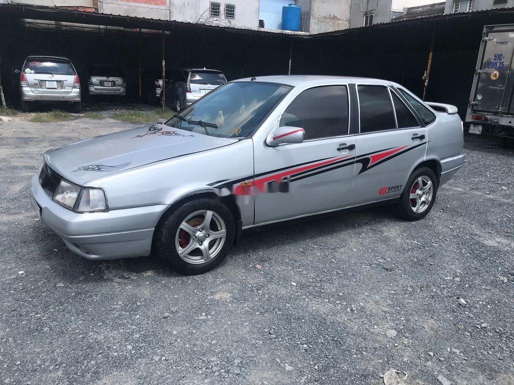 Bán ô tô Fiat Tempra đời 1997, màu bạc, xe nhập, giá chỉ 46 triệu (2)
