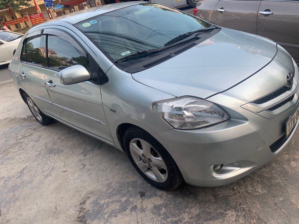 Cần bán xe Toyota Vios E sản xuất năm 2009, màu xám còn mới giá cạnh tranh (2)