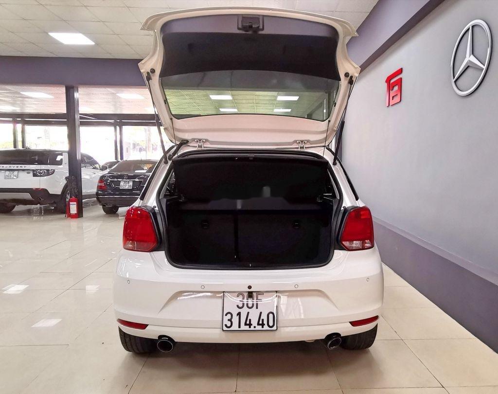 Cần bán lại xe Volkswagen Polo năm sản xuất 2016, màu trắng   (8)