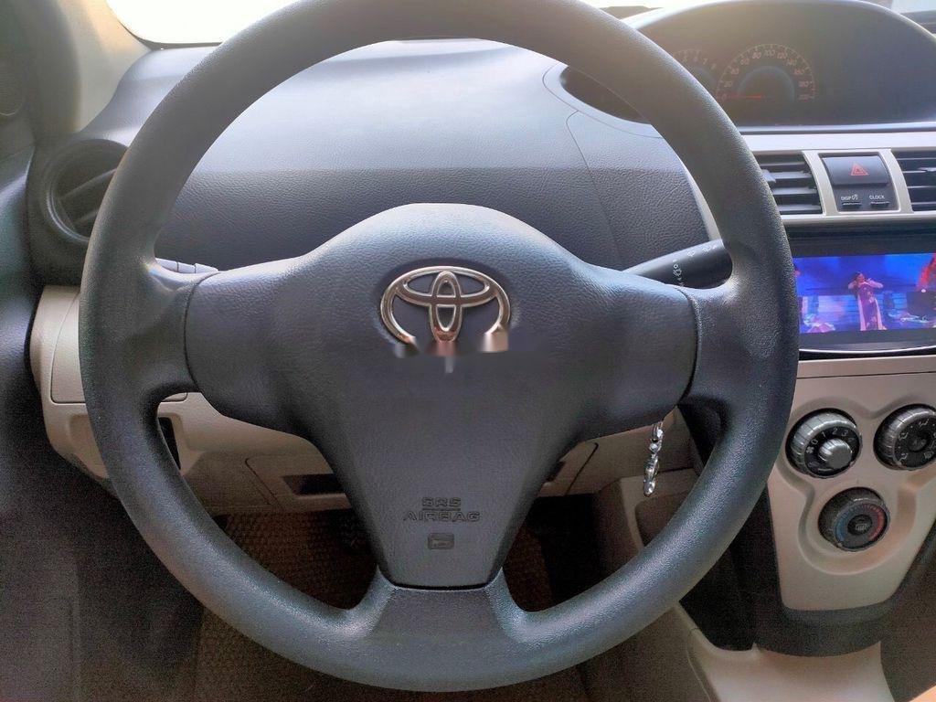 Cần bán xe Toyota Vios E sản xuất năm 2009, màu xám còn mới giá cạnh tranh (7)