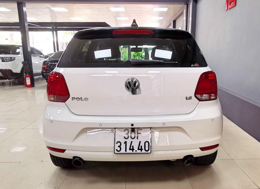 Cần bán lại xe Volkswagen Polo năm sản xuất 2016, màu trắng   (7)