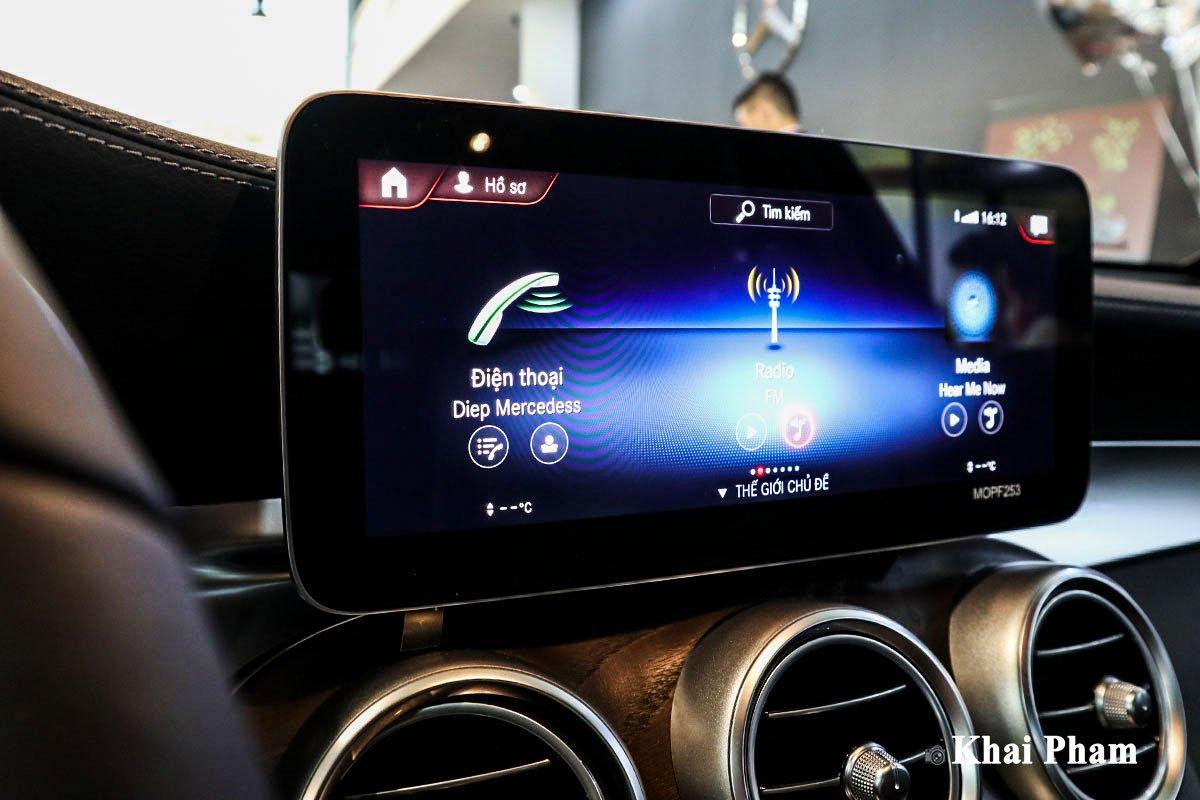 Nội thất Mercedes-Benz GLC200 4MATIC 2021 2.