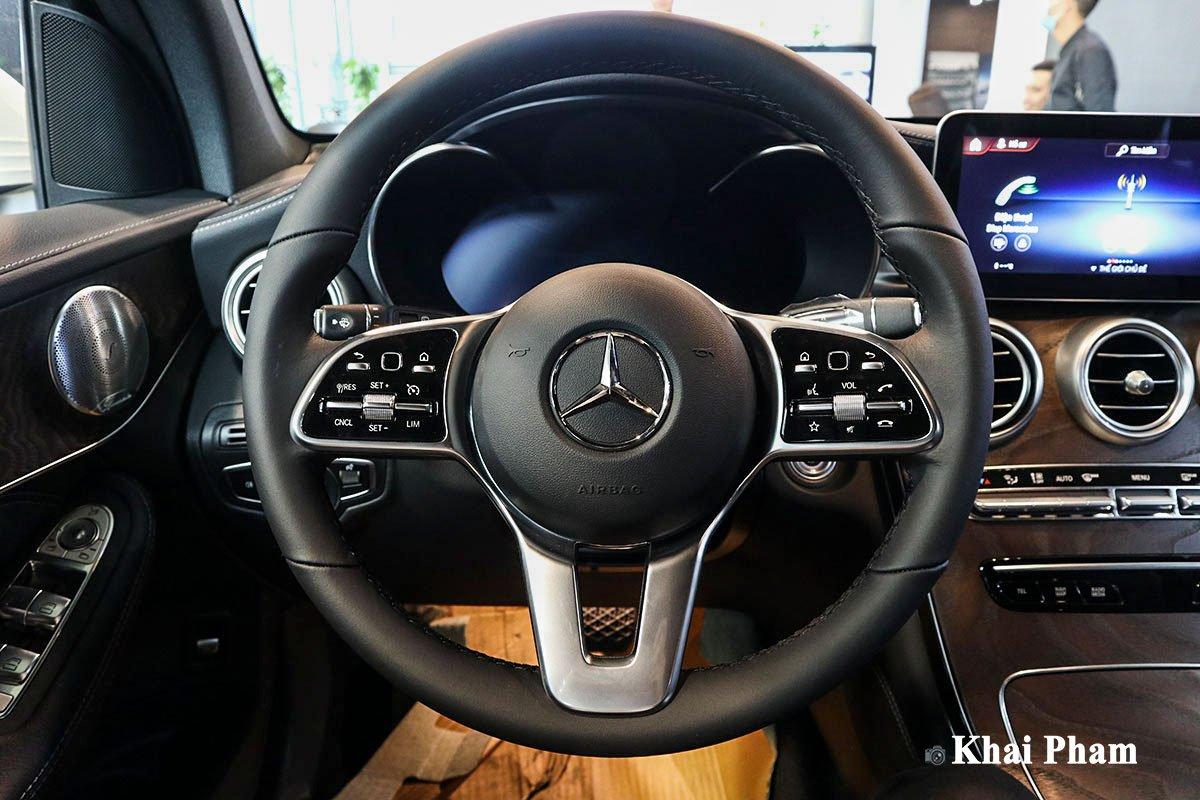 Nội thất Mercedes-Benz GLC200 4MATIC 2021 1.