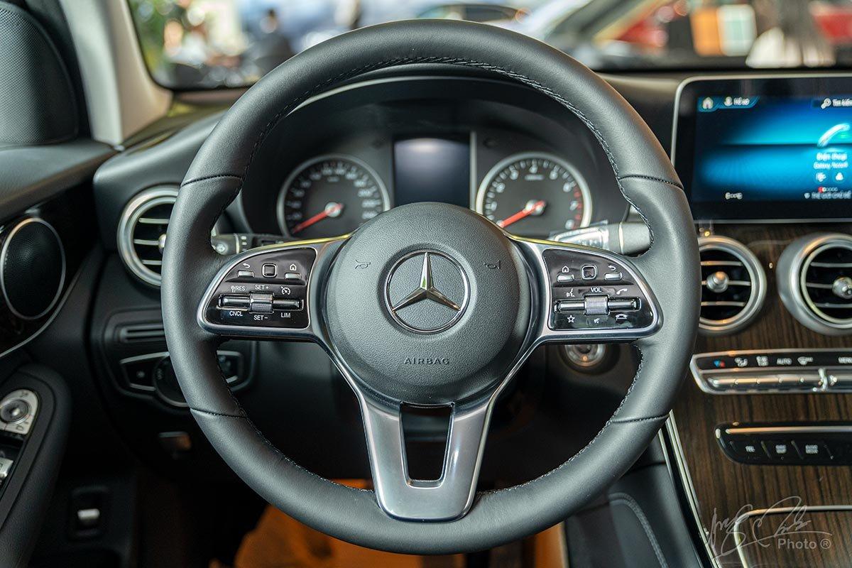 Nội thất Mercedes-Benz GLC 200 2021 1.