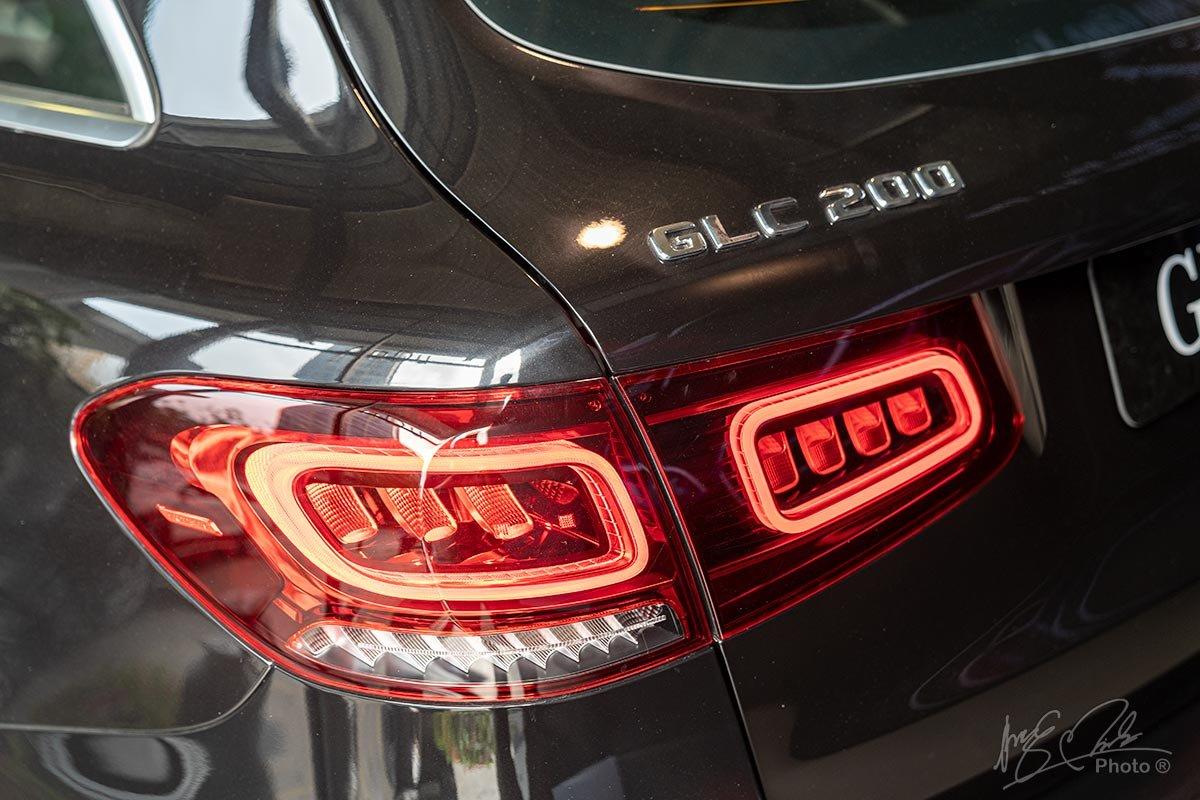 Ngoại thất Mercedes-Benz GLC 200 2021 1.