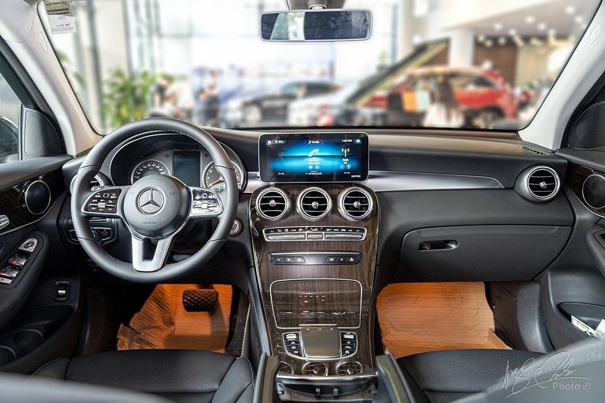 Giá xe Mercedes-Benz GLC 200 a3
