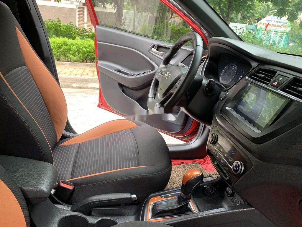Cần bán lại xe Hyundai i20 Active đời 2015, màu đỏ, nhập khẩu nguyên chiếc (12)
