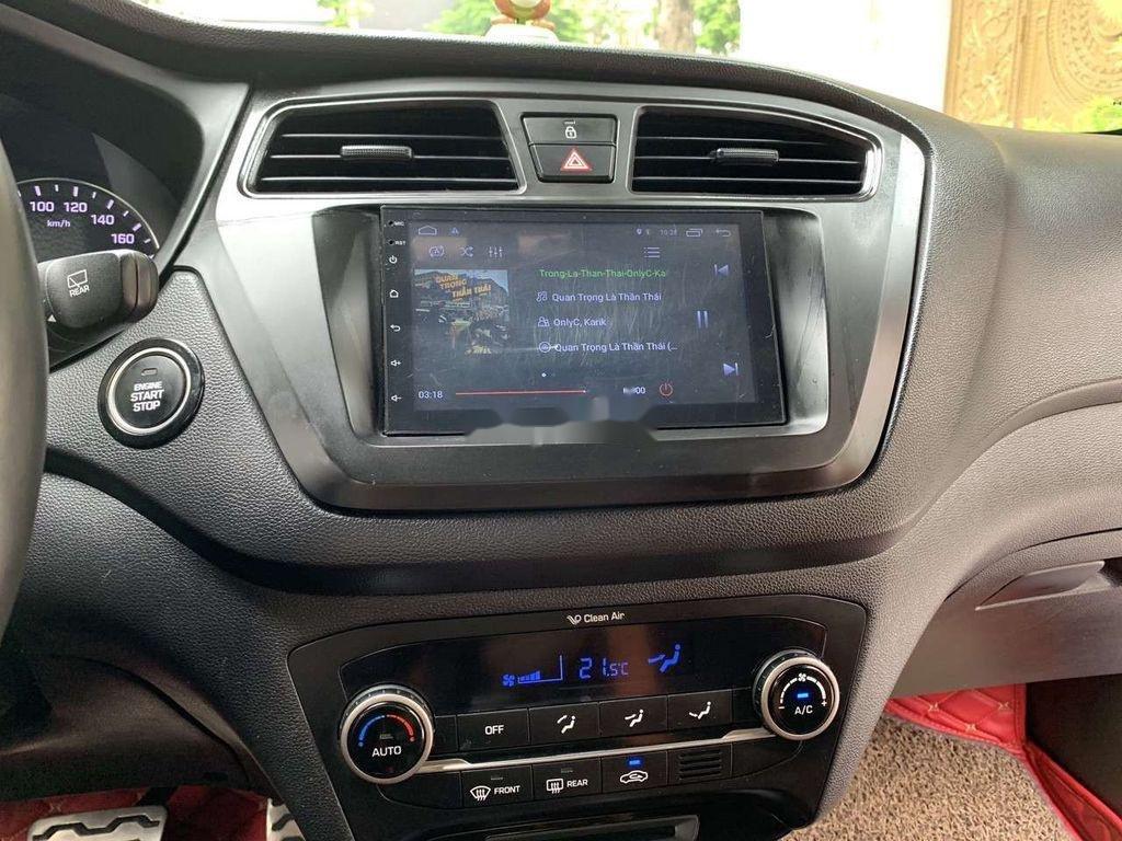 Cần bán lại xe Hyundai i20 Active đời 2015, màu đỏ, nhập khẩu nguyên chiếc (8)