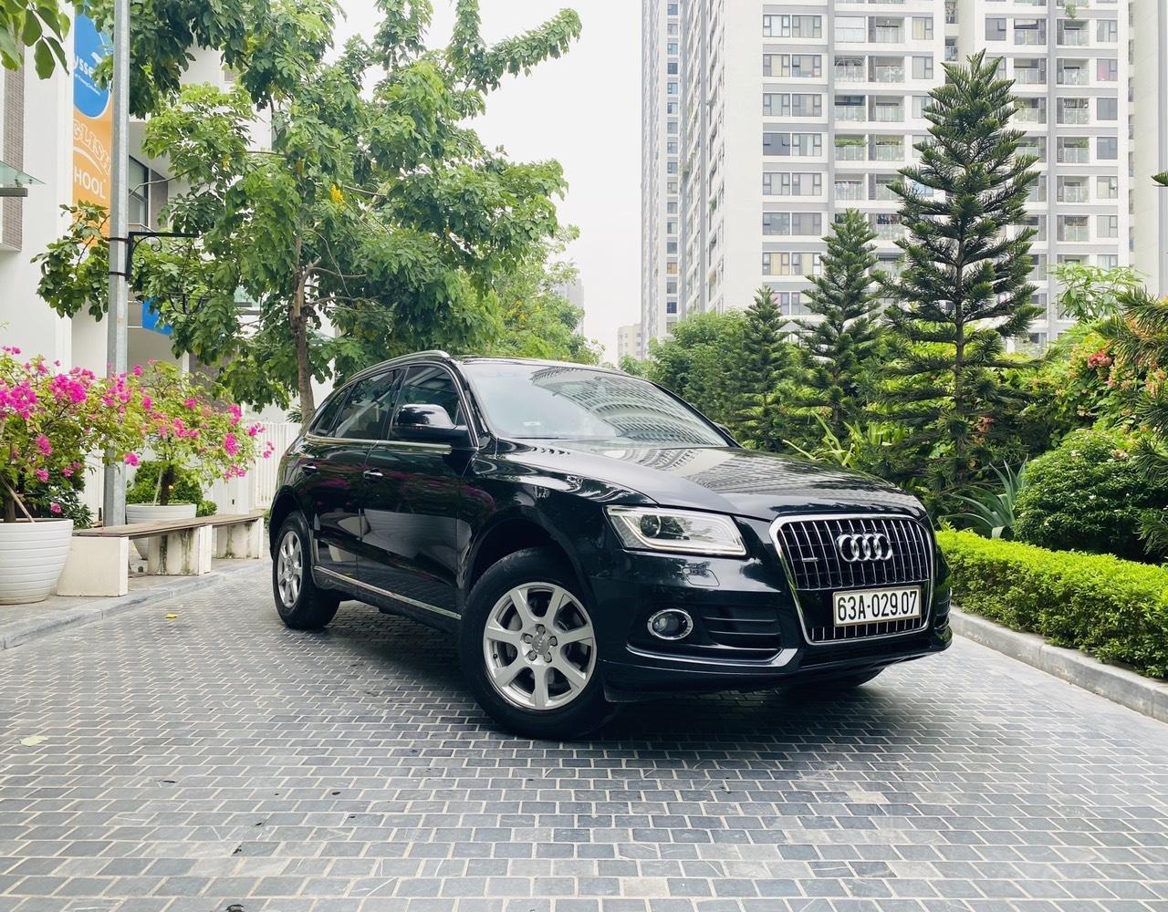 Cần bán lại xe Audi Q5 sản xuất năm 2014 (3)