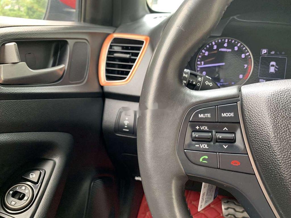Cần bán lại xe Hyundai i20 Active đời 2015, màu đỏ, nhập khẩu nguyên chiếc (9)