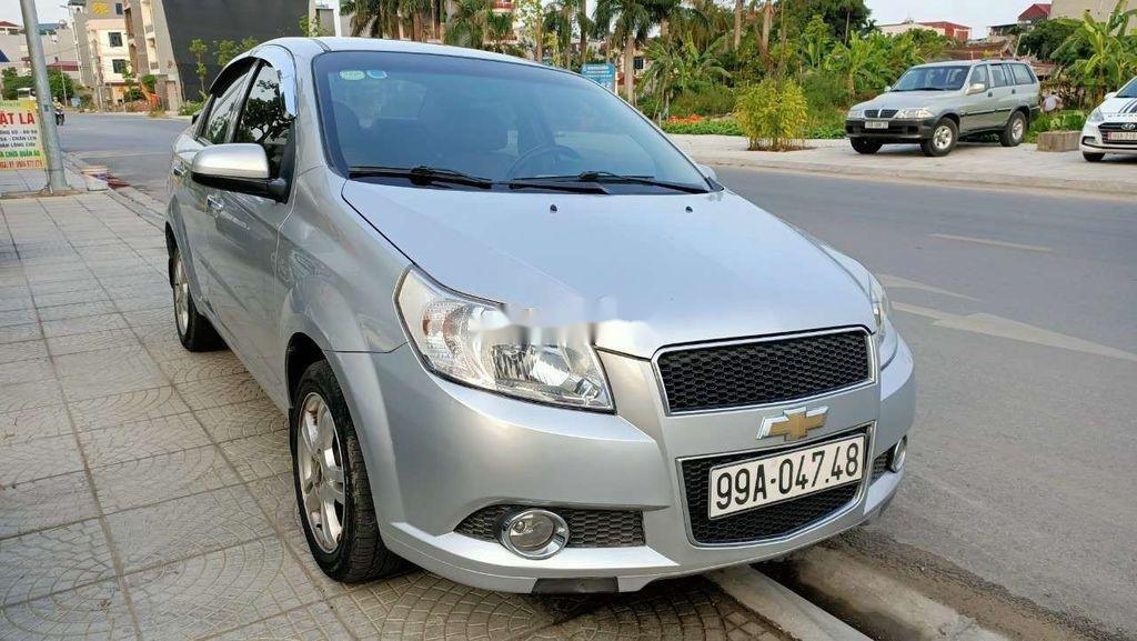 Bán Chevrolet Aveo năm sản xuất 2013, chính chủ, giá cạnh tranh (1)