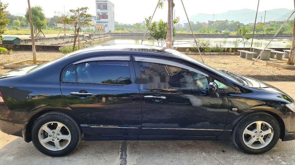 Cần bán Honda Civic sản xuất 2007, màu đen, số tự động (3)