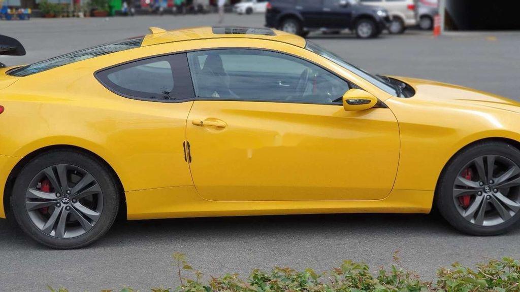 Bán Hyundai Genesis đời 2010, màu vàng, xe nhập, giá chỉ 430 triệu (2)
