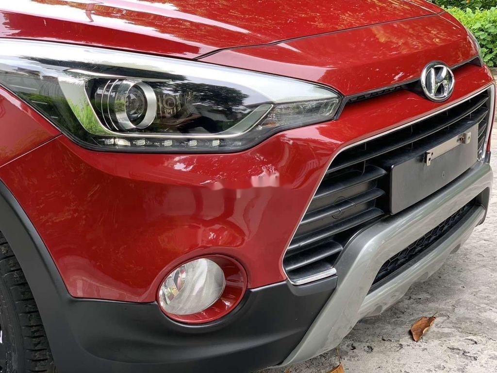Cần bán lại xe Hyundai i20 Active đời 2015, màu đỏ, nhập khẩu nguyên chiếc (2)