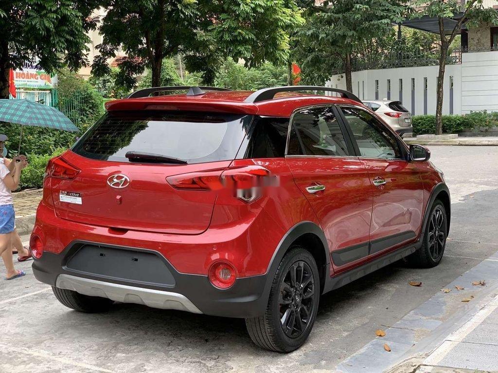 Cần bán lại xe Hyundai i20 Active đời 2015, màu đỏ, nhập khẩu nguyên chiếc (3)