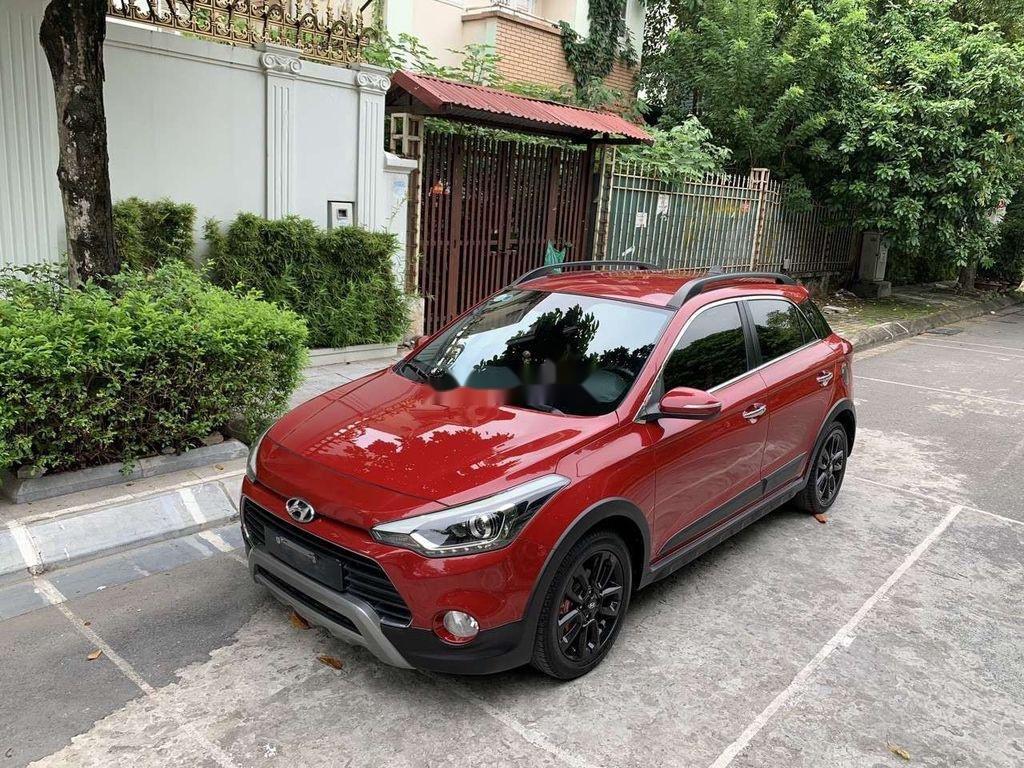 Cần bán lại xe Hyundai i20 Active đời 2015, màu đỏ, nhập khẩu nguyên chiếc (1)