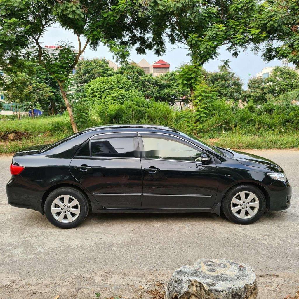 Bán xe Toyota Corolla Altis sản xuất năm 2009, màu đen  (4)