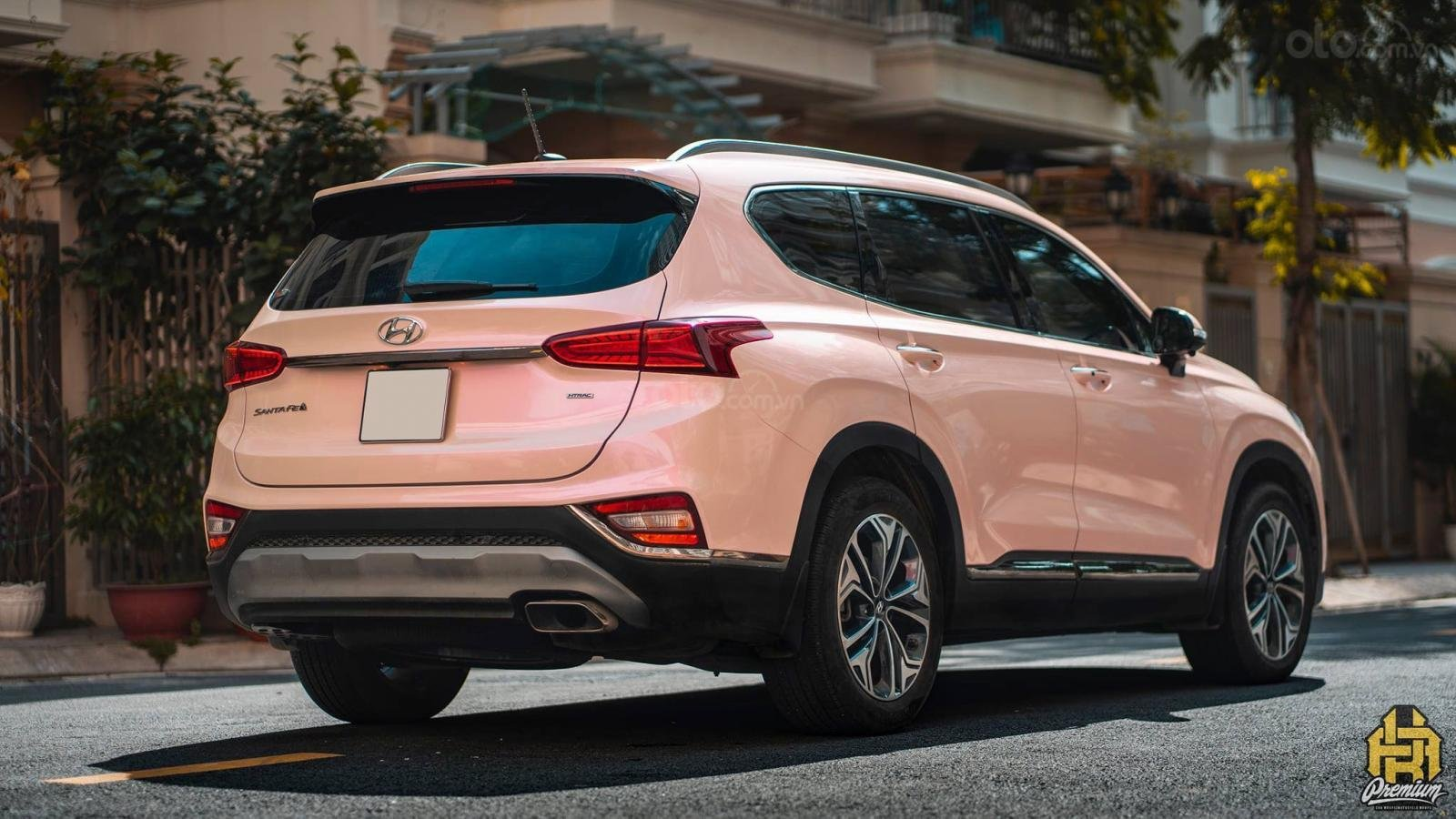Bán Hyundai Santa Fe 2020 chỉ từ 293 triệu - ưu đãi lớn, giảm giá tiền mặt + tặng kèm phụ kiện chính hãng (3)