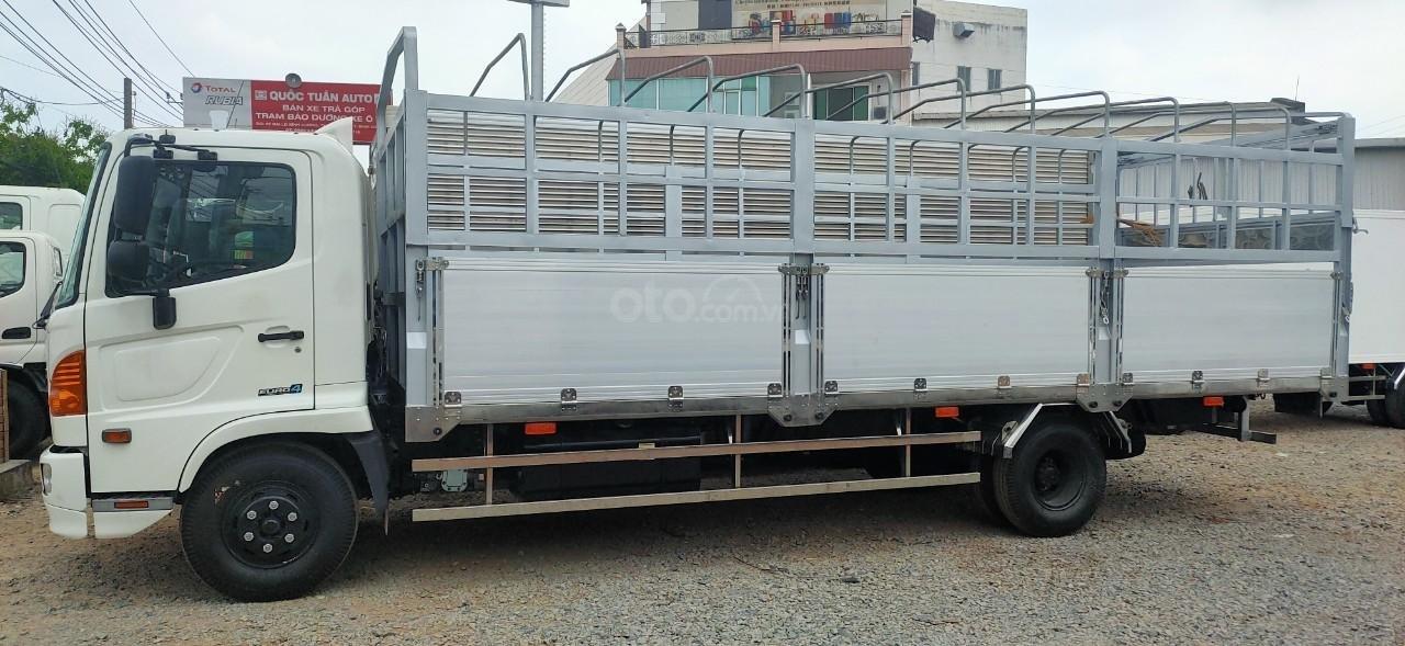 Xe tải FC (2020) với bản thùng dài 7,3m, tải trọng 6 tấn (3)