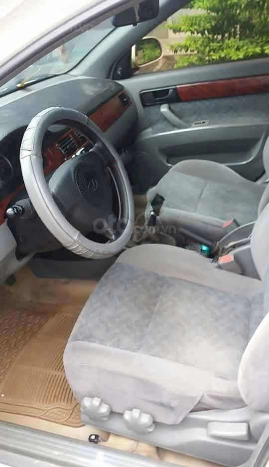Cần bán xe Daewoo Lacetti Ex 2010, màu trắng còn mới (2)