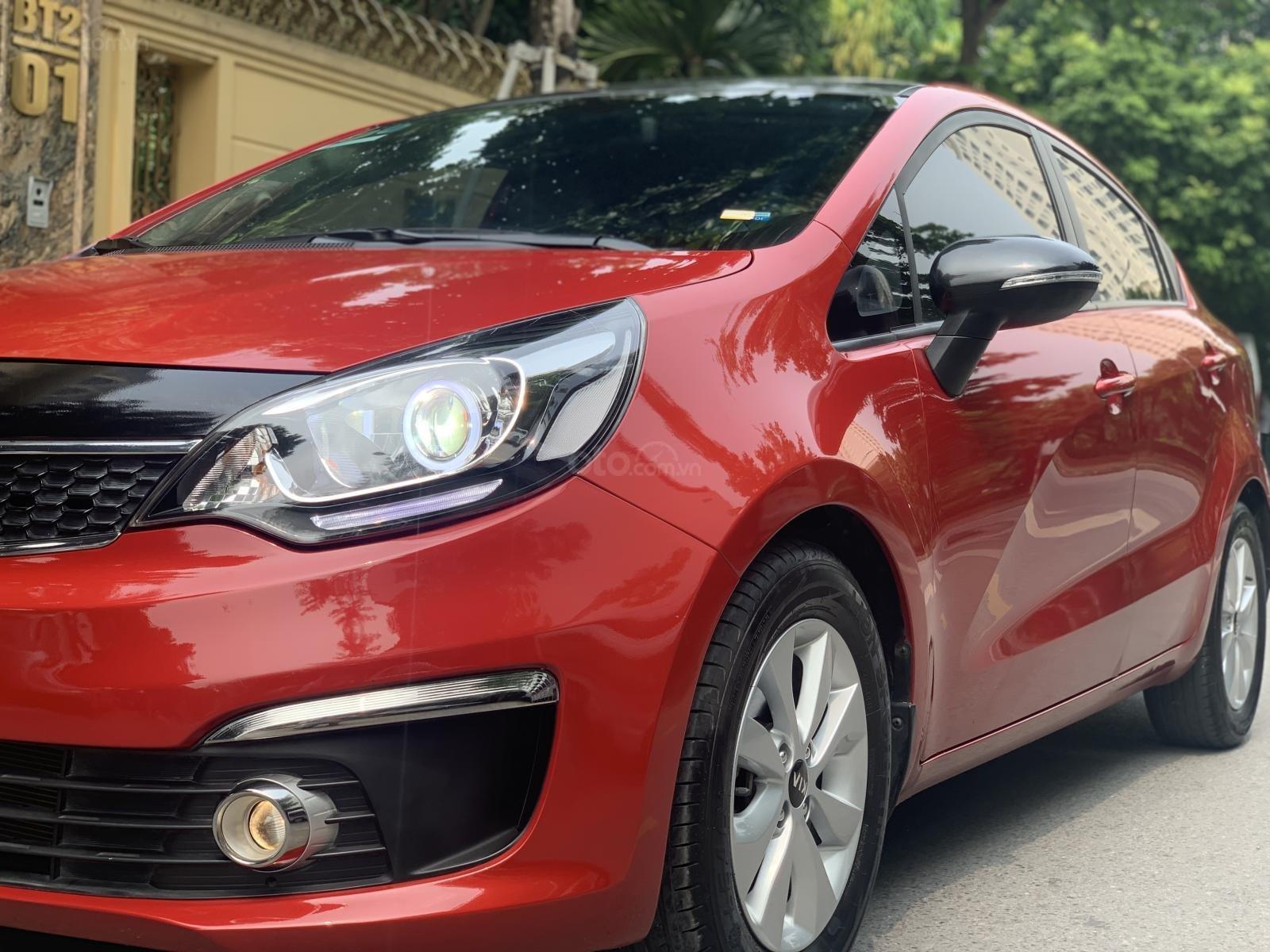 Bán ô tô Kia Rio năm sản xuất 2015, giá 390tr (2)