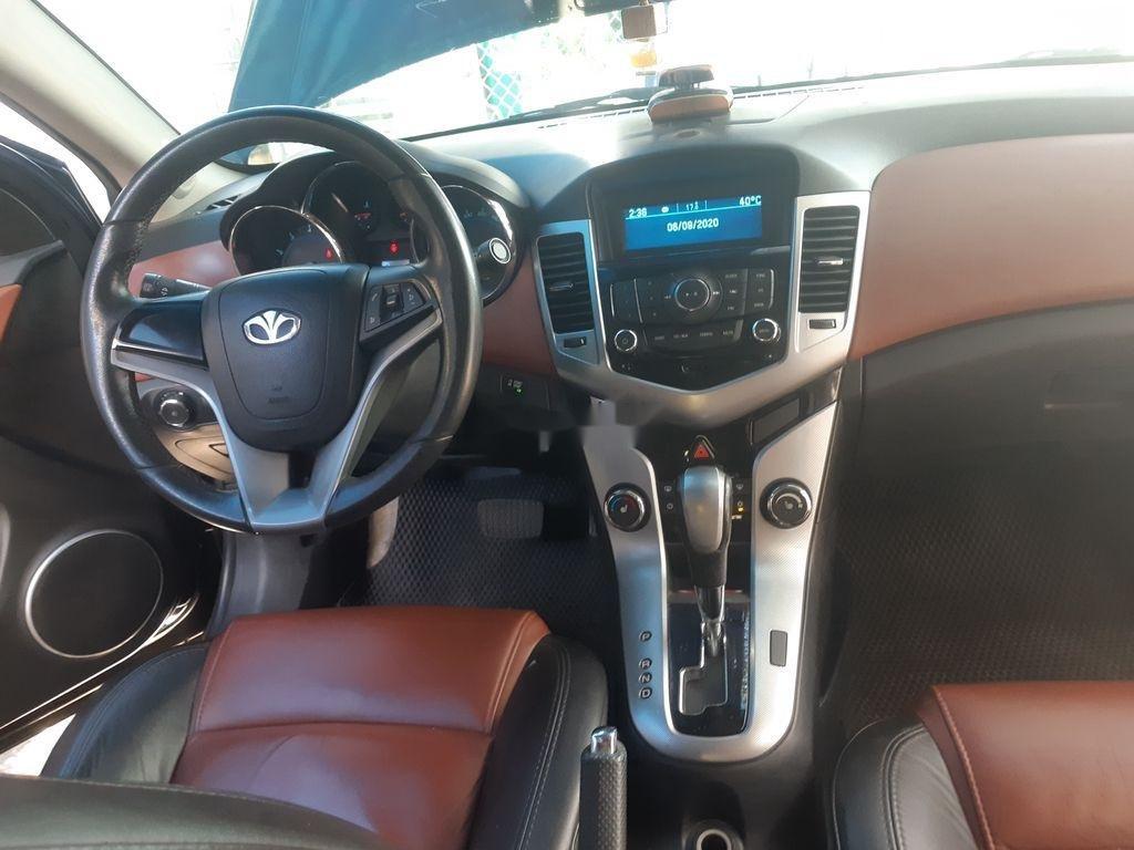 Cần bán Daewoo Lacetti sản xuất 2010, màu đen, xe nhập   (3)