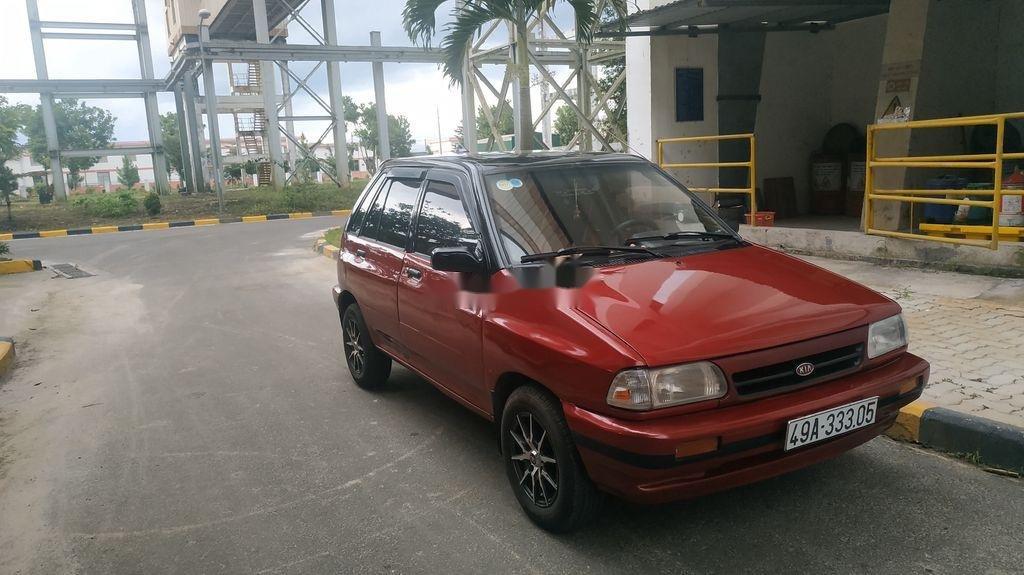 Cần bán Kia CD5 năm sản xuất 2002, nhập khẩu, chính chủ (1)
