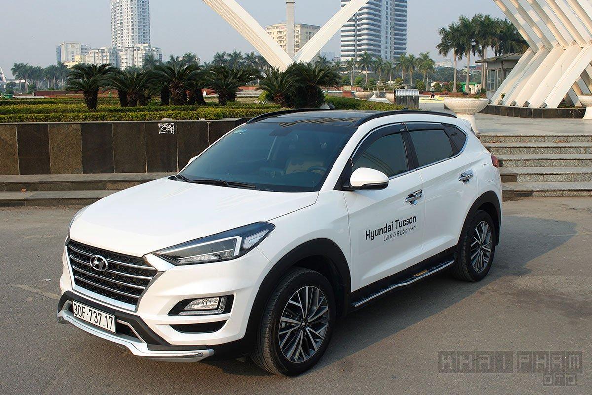 Hyundai Tucson 2020 đang bán tại Việt Nam 1