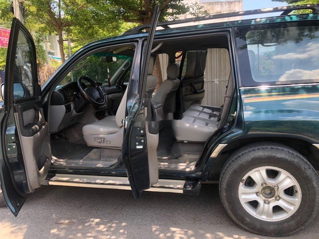 Bán xe Toyota Land Cruiser sản xuất 2003, màu xanh lam, xe nhập còn mới, giá chỉ 305 triệu (11)