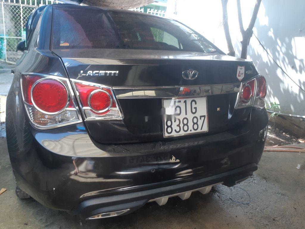 Cần bán Daewoo Lacetti sản xuất 2010, màu đen, xe nhập   (5)