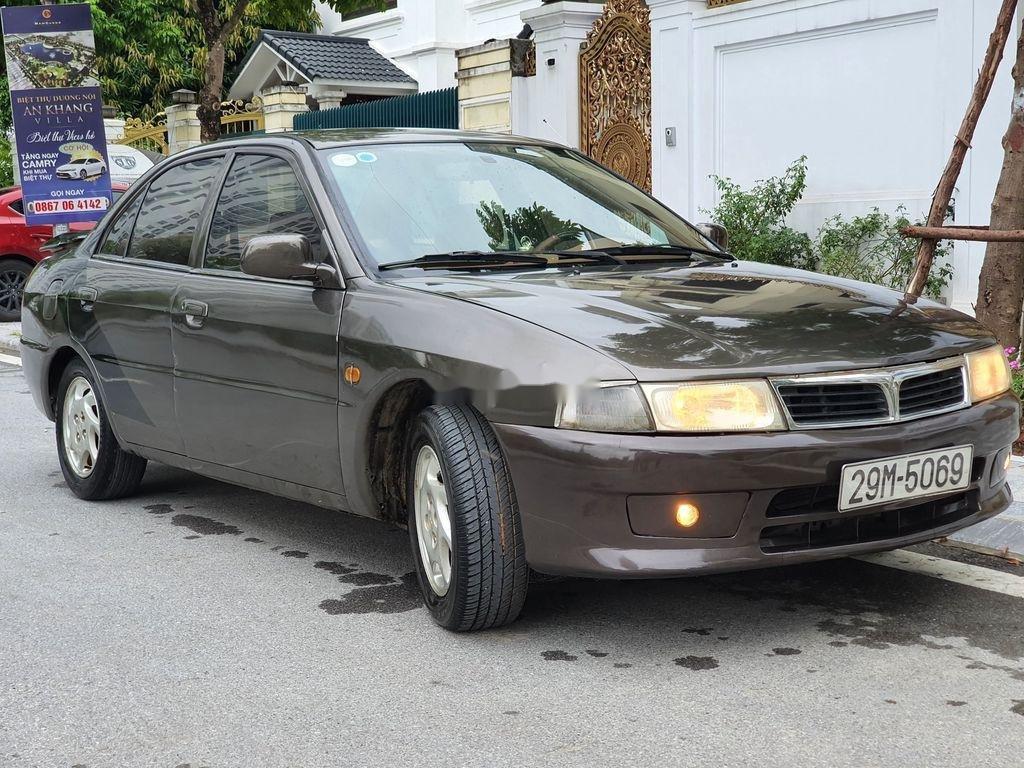 Bán Mitsubishi Lancer năm 2005, xe nhập, xe gia đình  (8)